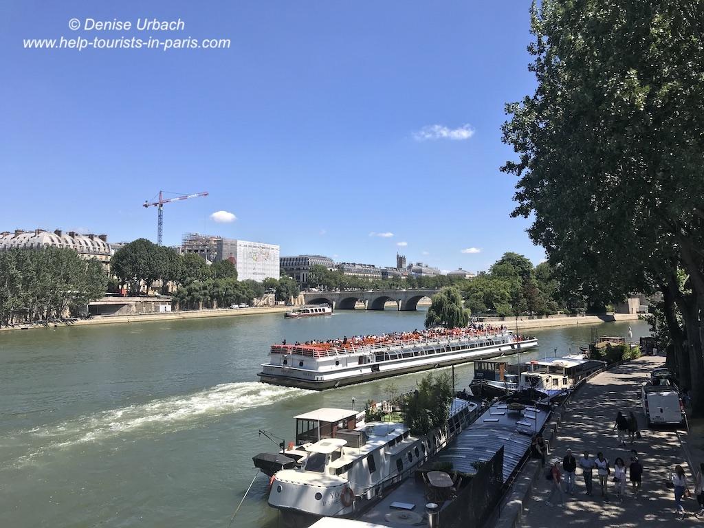 Bootstour Paris