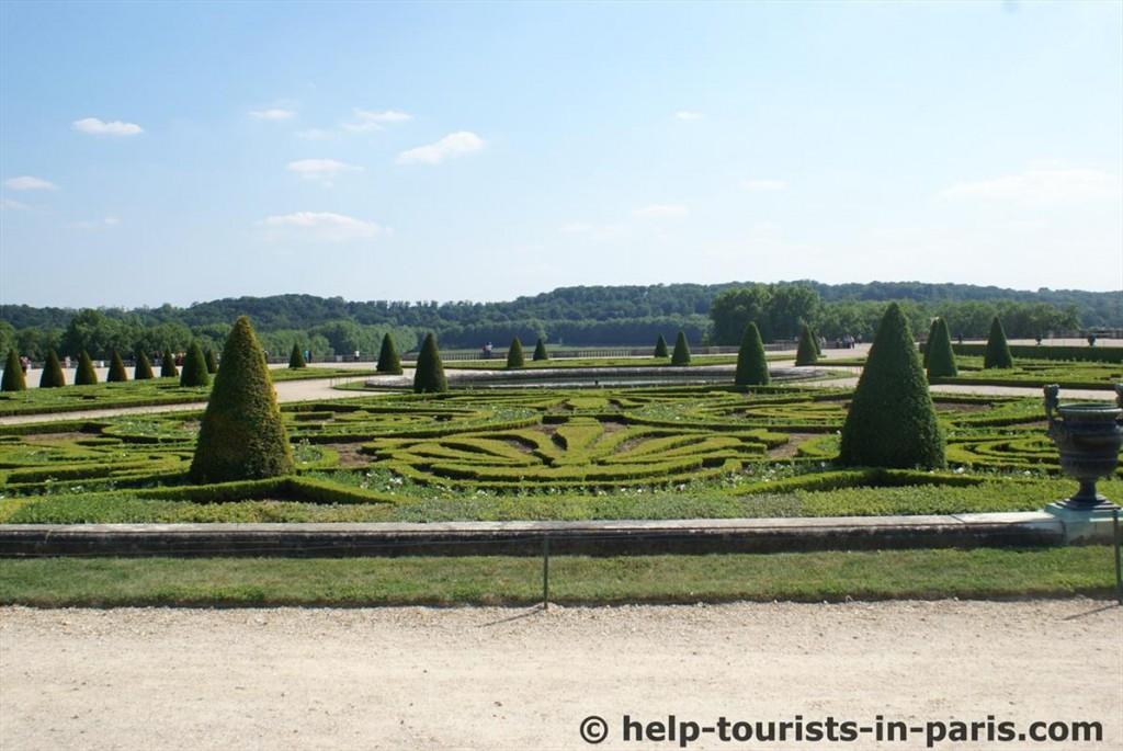 Park in Versailles