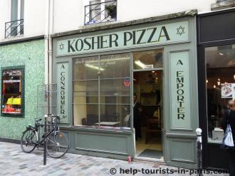Kosher Pizza Marais