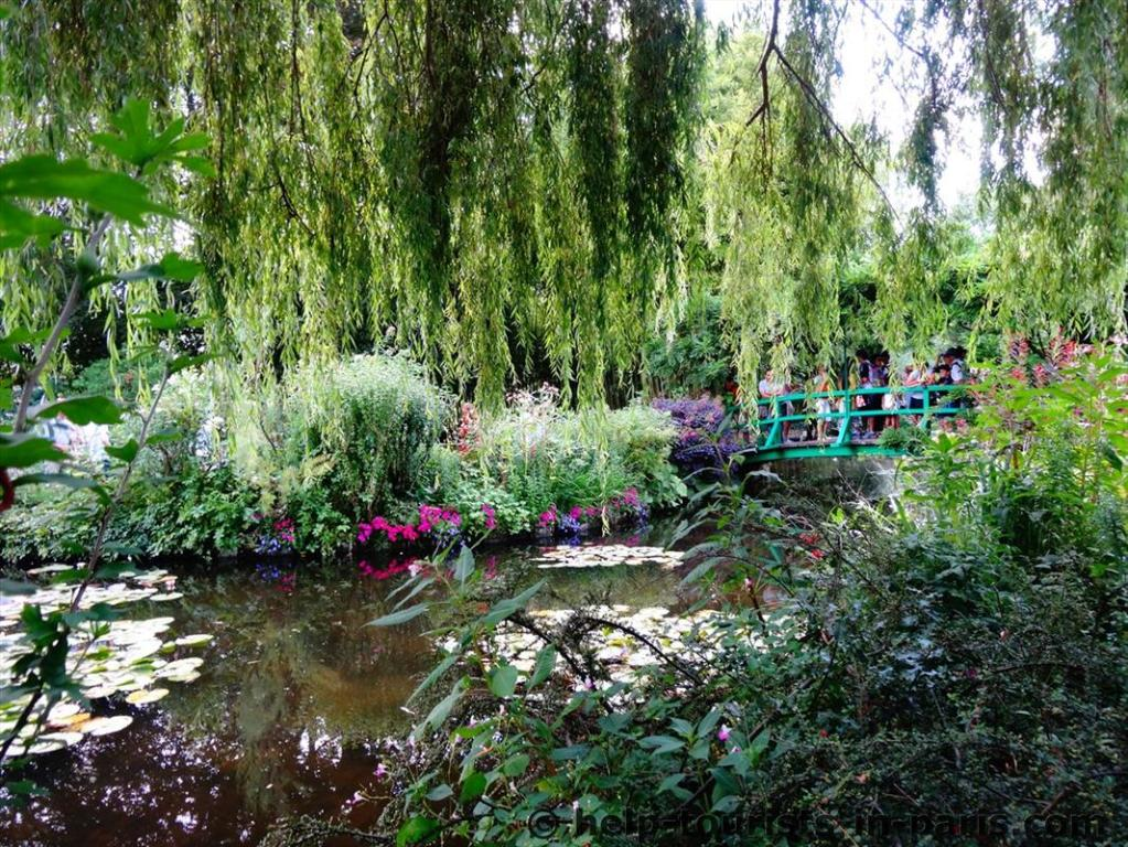 Seerosenteich in Giverny
