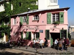 Stadtführung durch Montmartre