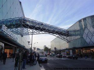 Beaugrenelle Einkaufscenter Paris