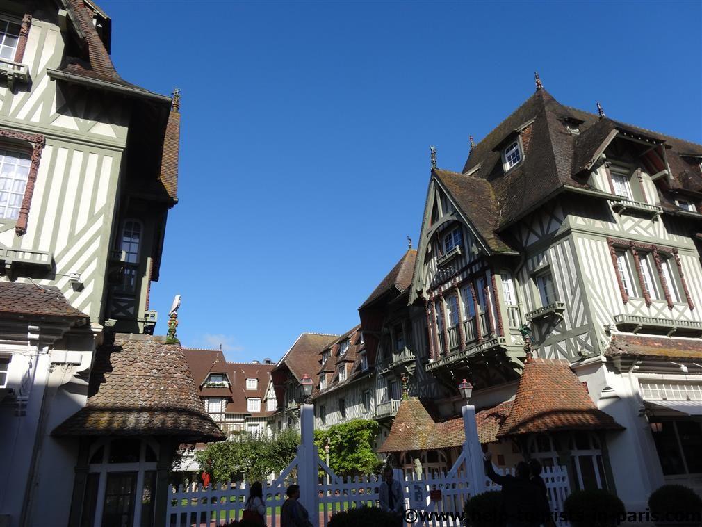 Häuser in Deauville