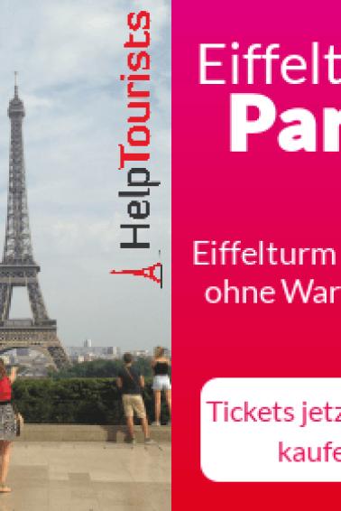 Eiffelturm ohne Wartezeit - jetzt online buchen!