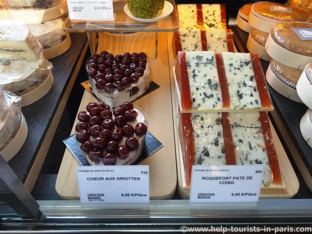 Marktbesuch Le Foodist