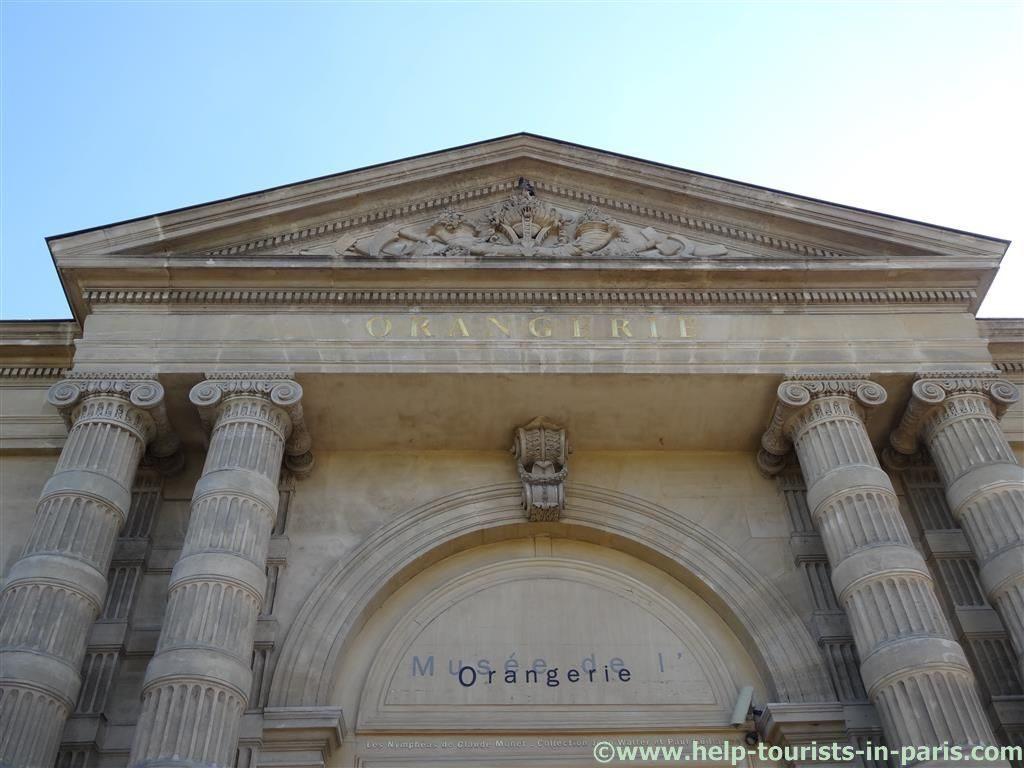 Orangerie in Paris