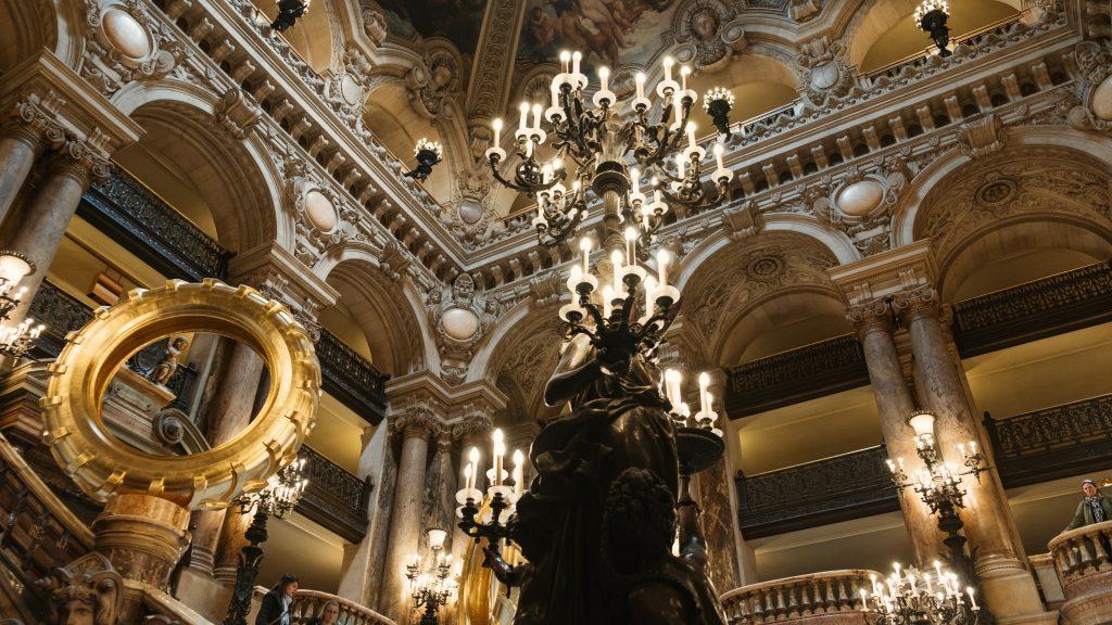 Oper Garnier Paris