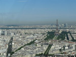 Aussicht Paris Tour Montparnasse