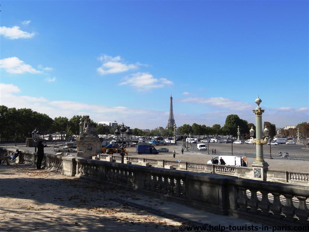 Concorde Platz Paris