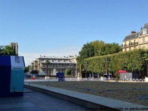 Beachvolleyball Paris zu Paris Plages