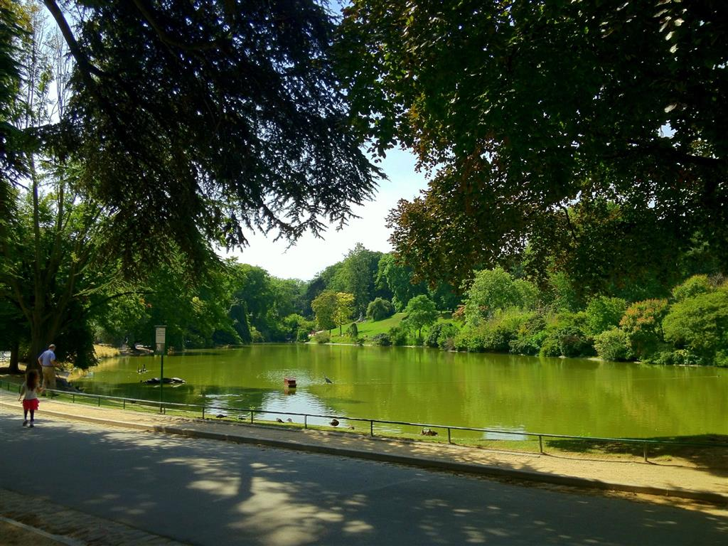 Parc Montsouris Paris