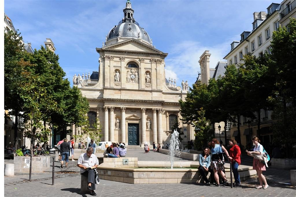 Sorbonne in Paris ansehen