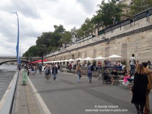 Stadtstrand Paris 2017