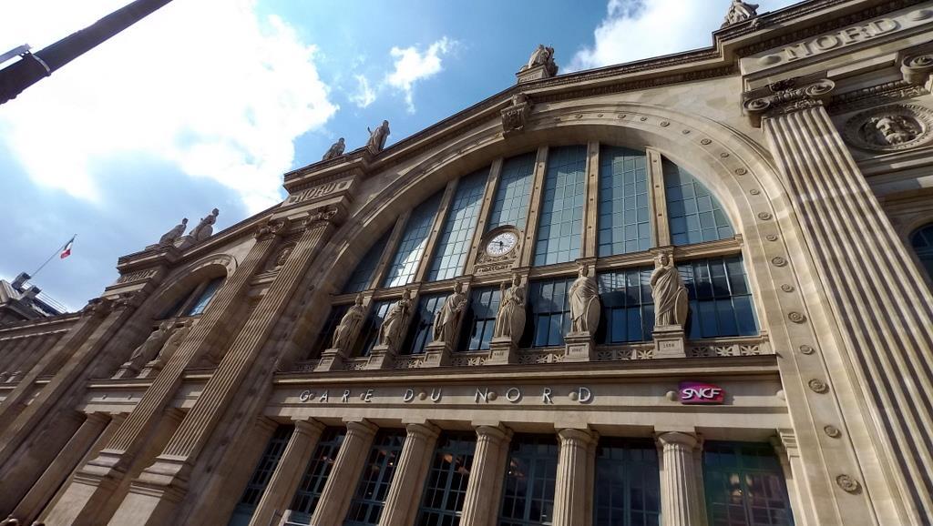 Bahnhof Paris