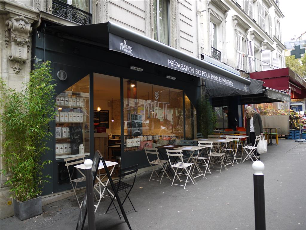 Café Marlette Paris