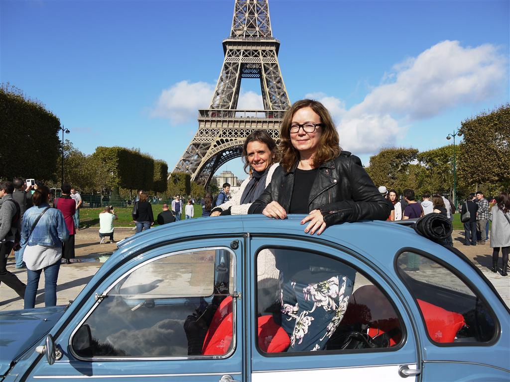 Entenfahrt Paris