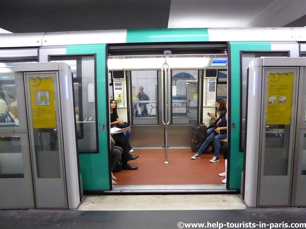 Automatische Türen Metro