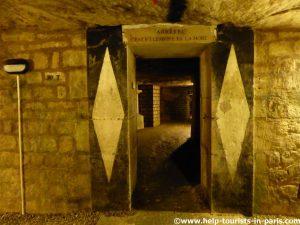 Reich der Toten Katakomben Paris