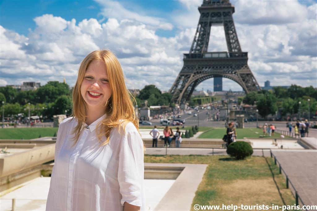 Solène von HelpTourists
