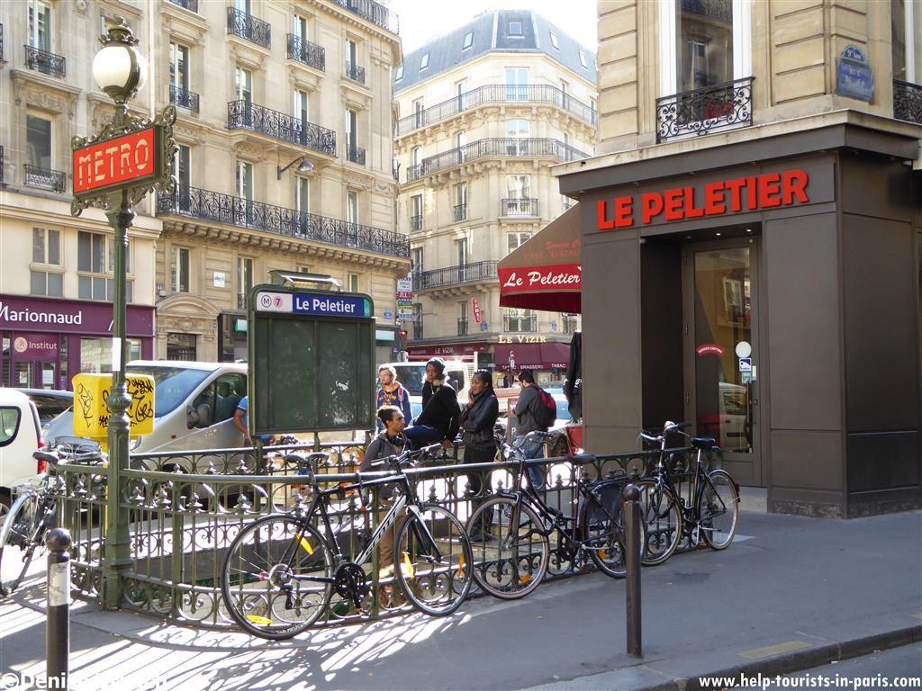 Treffpunkt Stadtführung Pariser Passagen