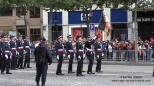 14. Juli Paris Champs-Elysées