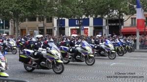 14. Juli in Paris
