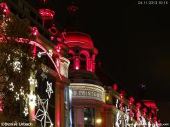 Weihnachtsbeleuchtung Printemps
