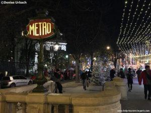 Infos Weihnachten Paris