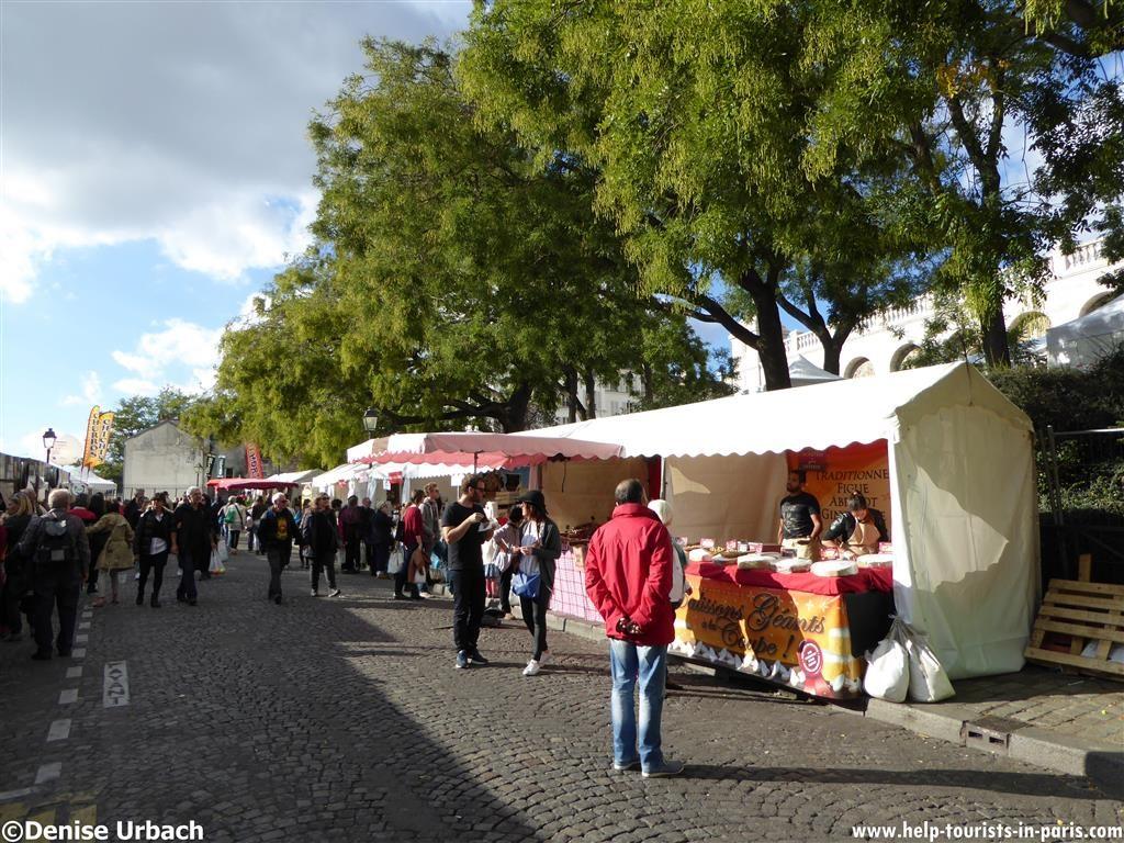 Weinfest Montmartre
