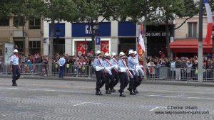 Paris Nationalfeiertag