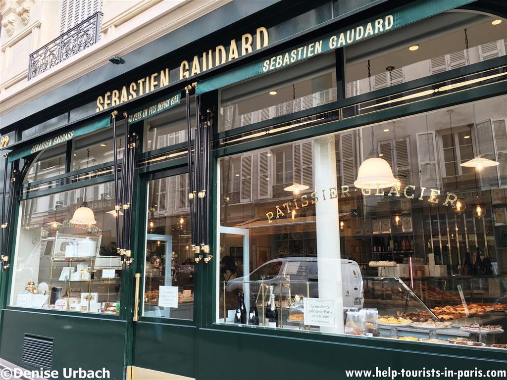 Sebastien Gaudard Paris Fassade rue des Martyrs