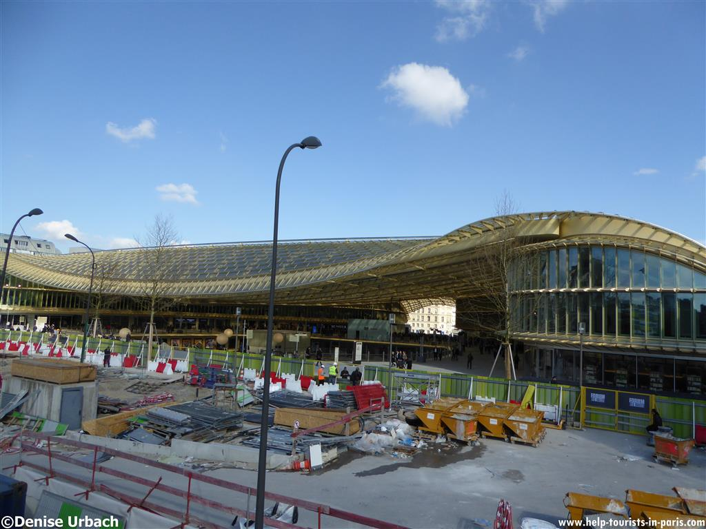 Forum les Halles in Paris