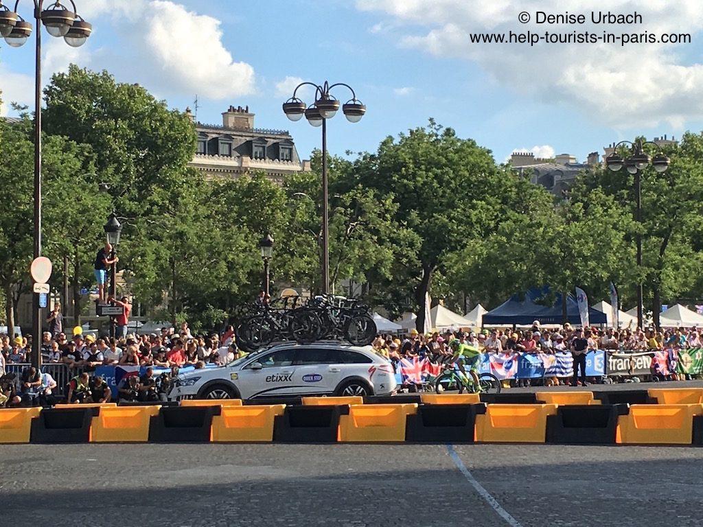 mpfang Tour de France Paris