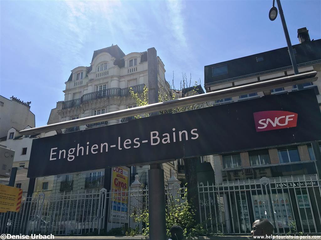 Haltestelle Enghien-les-Bains