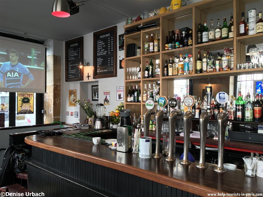 Rush Bar Paris