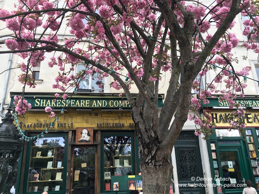 Shakespeare & Co. Paris
