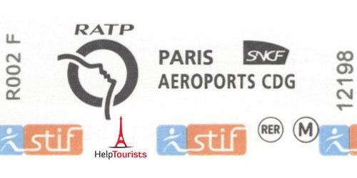 Paris Ticket Flughafentransfer