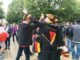 Deutsche Fans Paris
