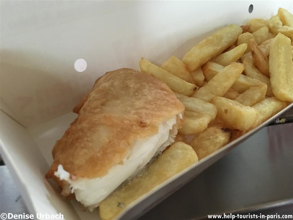 Fish & Chips London