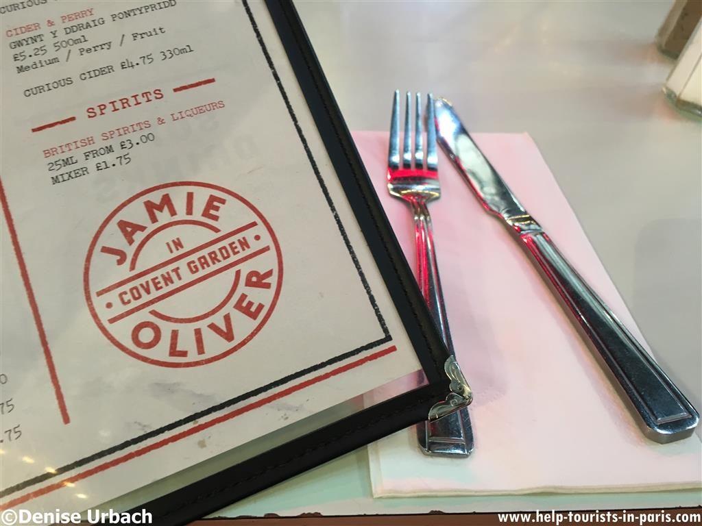 Jamie Oliver London