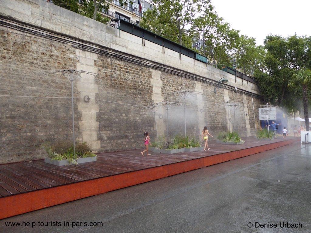 Kinder Paris Plages
