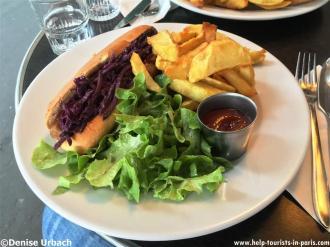 Veganes Restaurant Paris