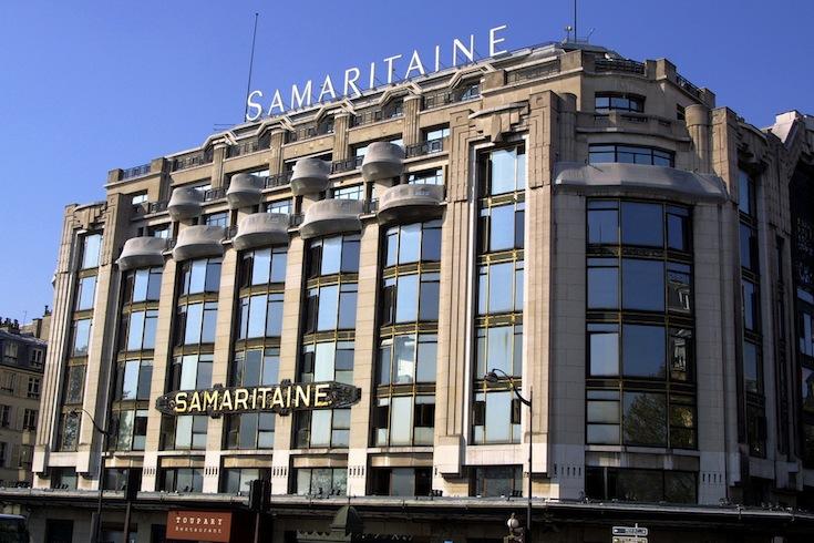 Kaufhaus Samaritaine Paris