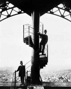 gustave-eiffel-auf-dem-eiffelturm