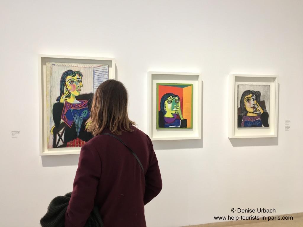 Besuch im Picasso Museum Paris