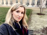 Denise im Picasso Museum Paris