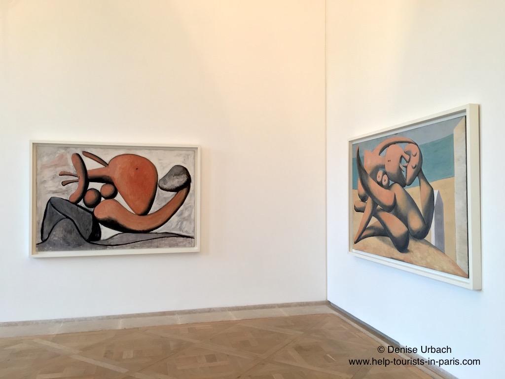 Gemälde Picasso Museum Paris