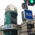 Taxistand Paris
