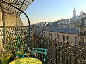 Hotel Sacre Coeur Paris