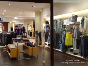 Paris Shopping